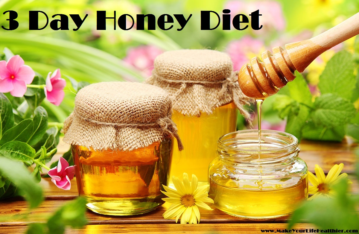 3 Day Honey Diet