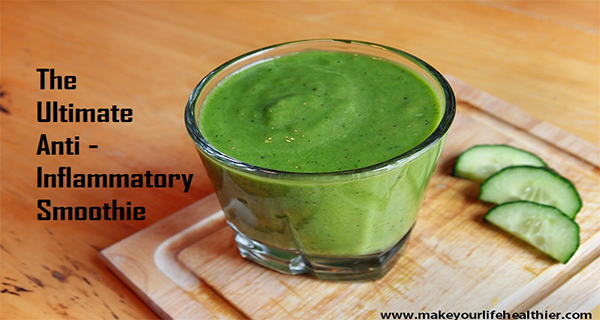 The Ultimate Anti-inflammatory Smoothie