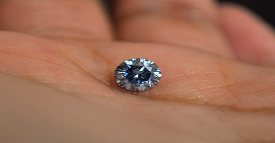 Swiss Company Turns People's Cremated Remains Into Diamonds