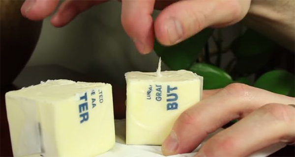 He Placed Toilet Paper In Butter. This Simple Trick Can Save Your Life!