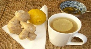 Stop Migraine Instantly With Ginger And Lemon