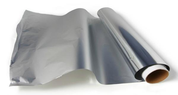 Treatment with Foil Miraculous Power of Aluminum Foil!