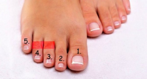Toe Finger Trick To Avoid The Pain From High Heels