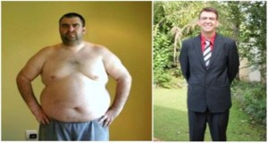 Unbelievably – A Man Lost Whopping 180 pounds with Discarding Only One Thing from His Menu