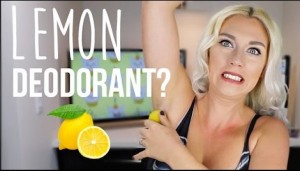 She Frayed Her Armpits With Lemon: The Reason Will Delight You And You Will Do The Same!