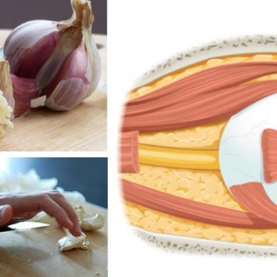 How To Use Pressed Garlic To REVERSE Eyesight Loss Without Glasses Or Surgery (Plus 2 More Foods)