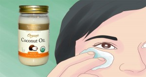 WASH YOUR FACE WITH COCONUT OIL EVERY DAY AND WATCH WHAT HAPPENS TO BLEMISHES AND WRINKLES