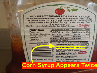 Warning: Avoid Heinz Ketchup Like The Plague And Here's Why…
