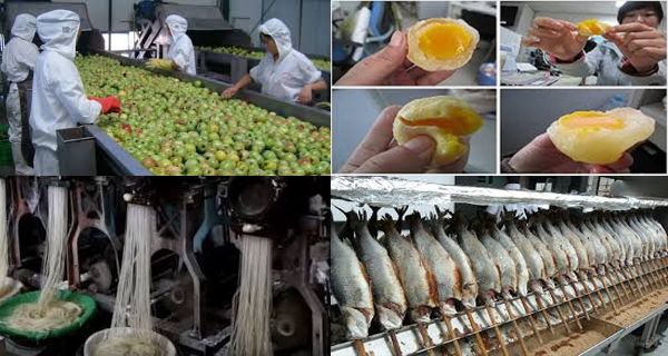 Foods In China Full Of Plastics, Pesticides, Cancer Causing Chemicals