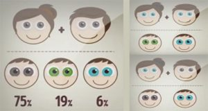 Here is What Eye Color Your Baby Will Have