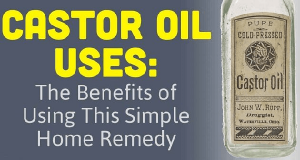 Unbelievable! Castor Oil And Baking Soda Can Treat More Than 24 Health Problems!