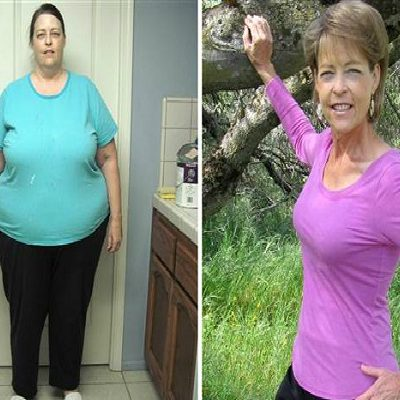 7 Simple Steps that Helped this Woman Lose 225 Pounds at Age 63