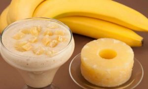 Melt FAT Like Crazy With This Amazing Banana Pineapple Drink!
