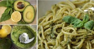 How to Make Creamy Vegan Pesto Sauce Using Avocado