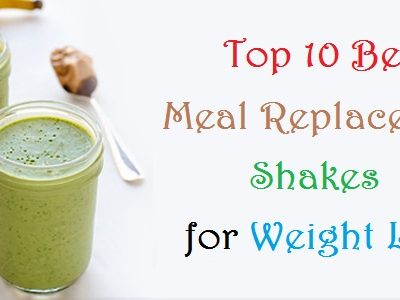 Top 10 Best Meal Replacement Shakes for Weight Loss