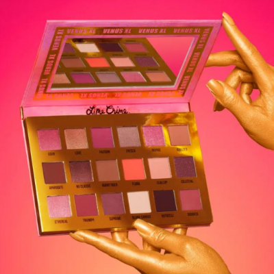 Lime Crime Debuts Glittery Pink Venus 3 Palette