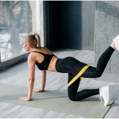 7 Great Workout Benefits of Resistance Bands