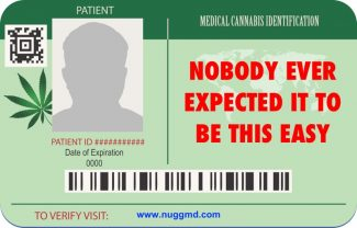 5 Benefits of a Medical Marijuana Card