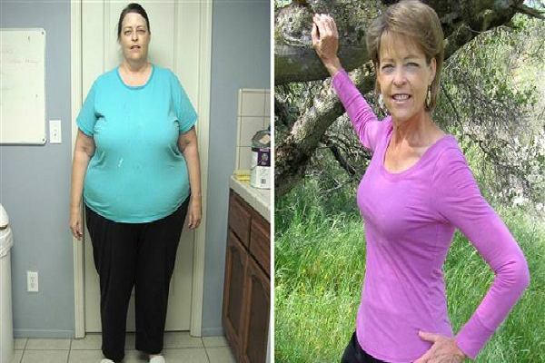 7 Simple Steps that Helped this Woman Lose 225 Pounds at
